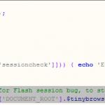 Upload File TinyBrowser