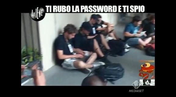 Le Iene - Wifi Hacking