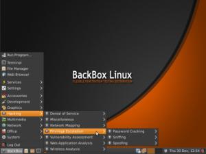 backbox-menu