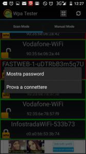WpaTester Menu Crack Wifi