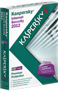 Kaspersky Internet Suite 2012