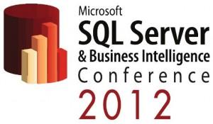 Sql Server Conference 2012