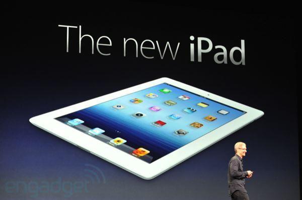 Nuovo iPad