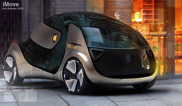 """L'""""iCar"""", l'opera incompiuta di Steve Jobs"""