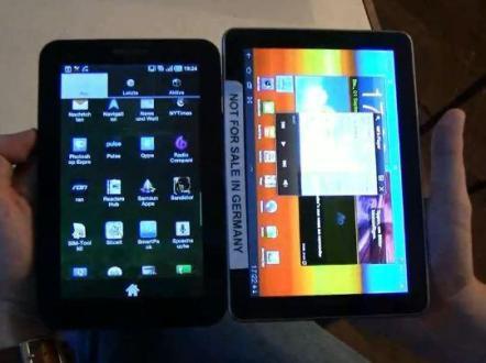 Vietata la vendita di Galaxy Tab 7.7 in Europa
