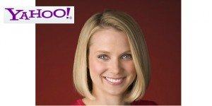 Marissa Mayer CEO di Yahoo