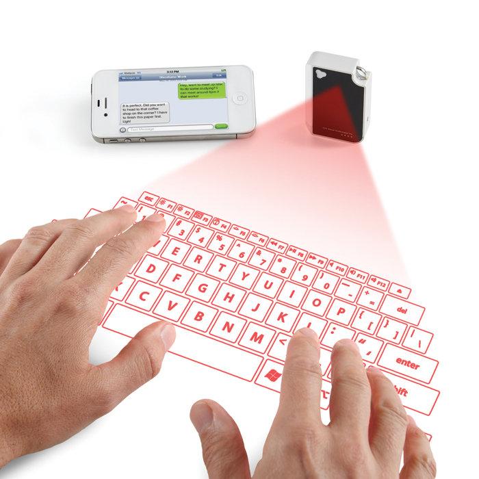 Tastiera virtuale per smartphone e tablet