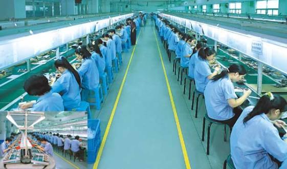 Foxconn: Condizione disumane nella produzione dell'iPhone 5