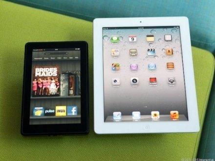 Kindle Fire HD vs iPad mini: confronto mini-tablet