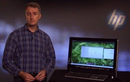 HP mostra il sistema operativo Open webOS