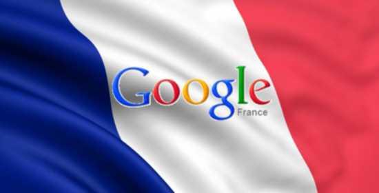 Google vs Francia