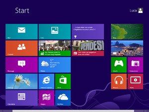 Da oggi in vendita Windows 8