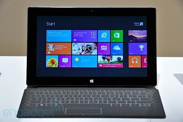 Surface RT sarà supportato da Microsoft per 4 anni