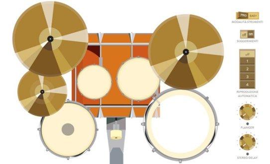JAM with Chrome, suonare in una band virtuale dal browser