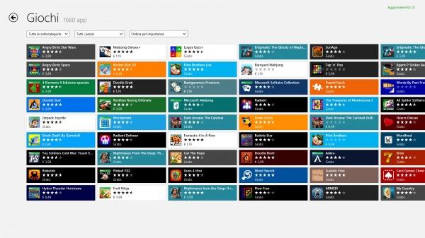 Crack Windows Store: app di prova diventano complete