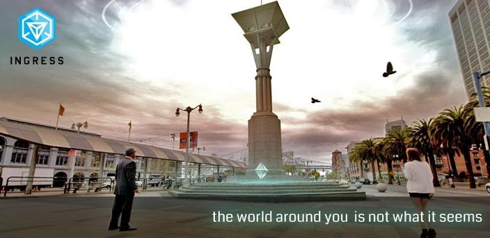 Google Ingress: realtà aumentata in un gioco Android