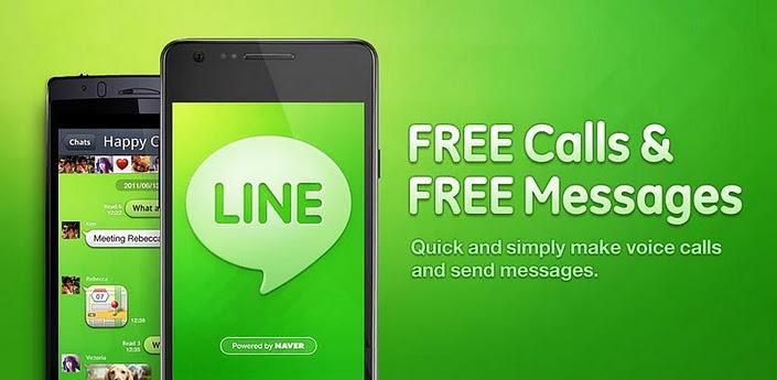 Line, la nuova app ibrida a metà tra Whatsapp e FB