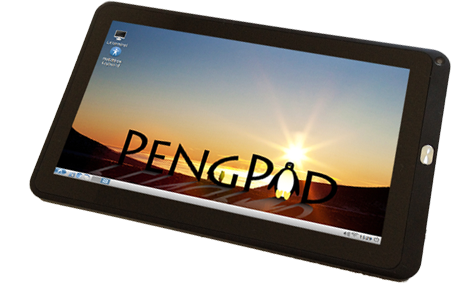 Tablet Linux e Android dual boot: tablet PengPod