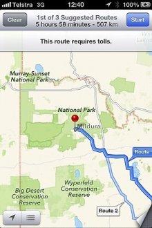 Google Maps tornano sui dispositivi Apple