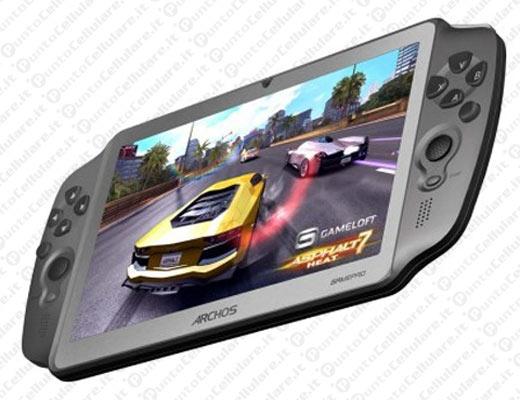 Archos GamePad: il nuovo tablet Android dedicato al gaming