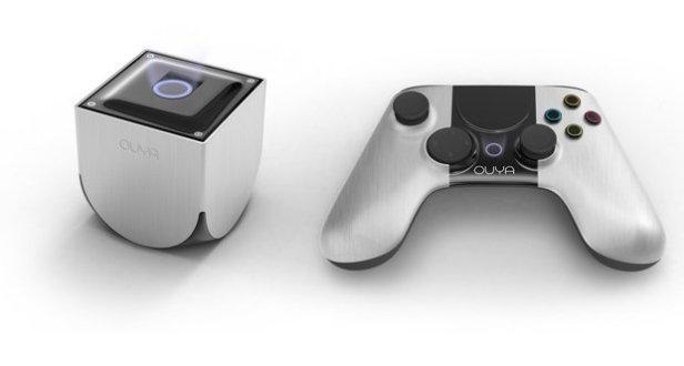 Unboxing di Ouya, la prima console basata su Android
