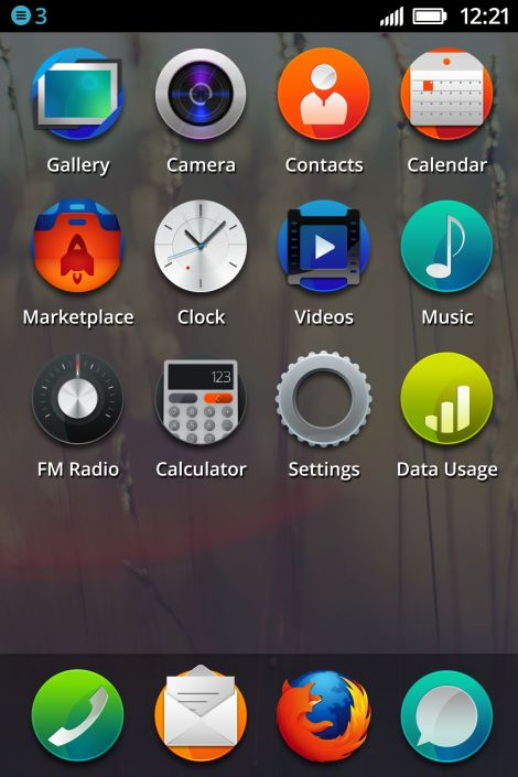 Firefox OS Simulator: l'anteprima del nuovo sistema operativo Mozilla