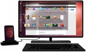 Ubuntu Phone Os: Convergenza Desktop
