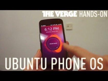 Ubuntu Phone Os gestures: ecco il video!