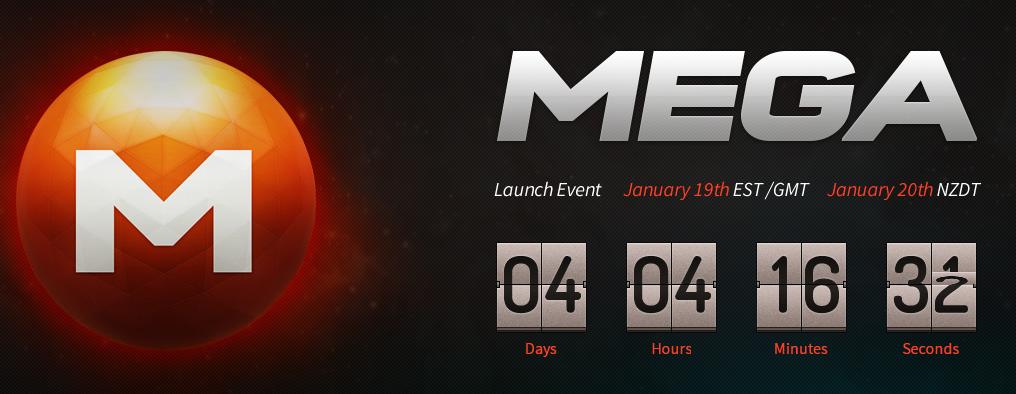 A poche ore dal lancio MEGA è già down!