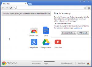 Estensioni silenti per Google Chrome