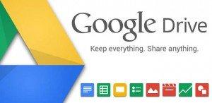 Google Drive Host webpage