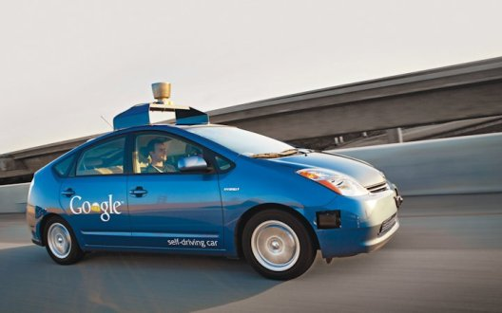 Google Self-Driving Car: nel 2018 l'automobile autonoma