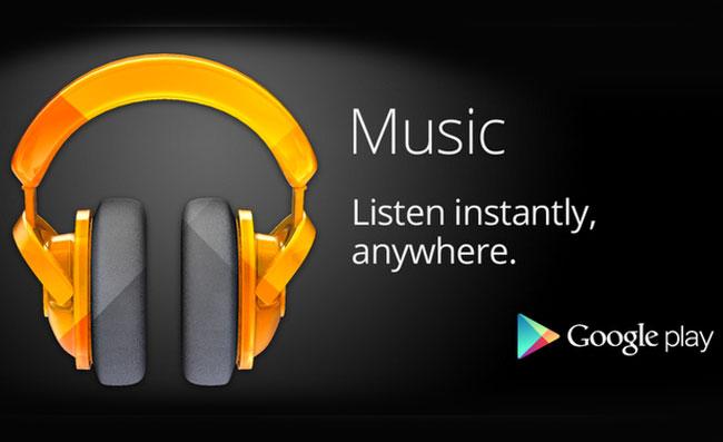 Google Play Music: un brano gratuito a settimana