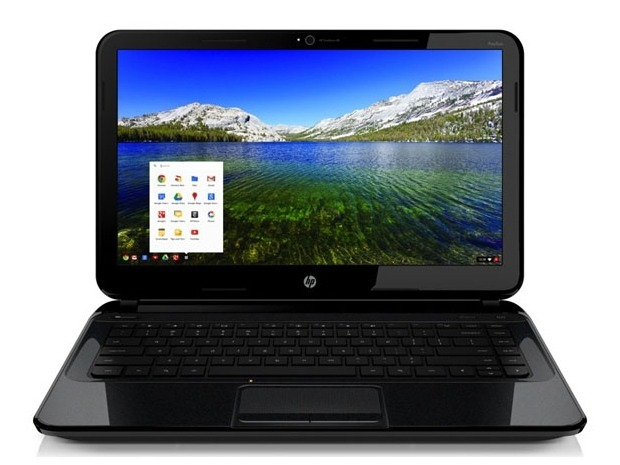 Chromebook, l'offerta si arricchisce dell'HP Pavilion 14