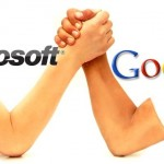 Microsoft vs Google: accusato BigG di violare la privacy