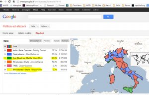 google-result- monti-grillo