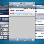 Scaricare torrent da iPhone e iPad: ecco la guida basata su iTransmission