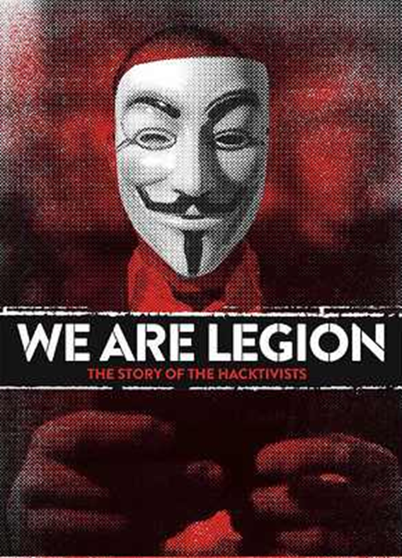 We Are Legion – The Story Of The Hacktivists [FILM SUB ITA]