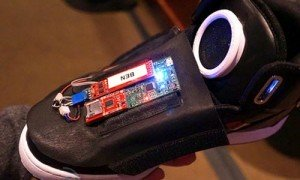 Smart shoes, l'ultima novità hi-tech di Google