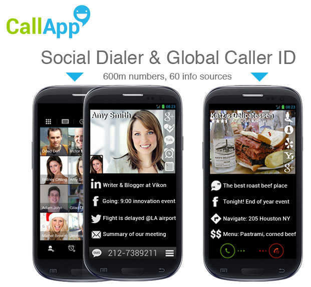 Arriva CallApp, addio Privacy