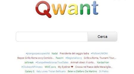 Sfida tra Qwant e Google