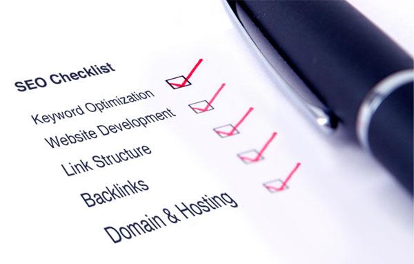 SEO Tips: la checklist