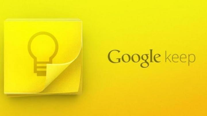 Google Keep : il post-it virtuale