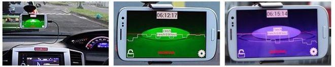 Honda testa un sistema di guida controllato da uno smartphone