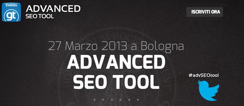 Corso Advanced SEO Tool con Giorgio Taverniti