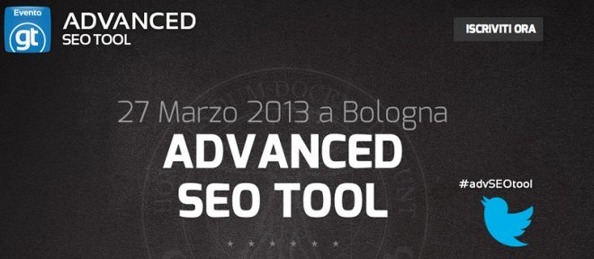 Resoconto Advanced Seo Tool 2013