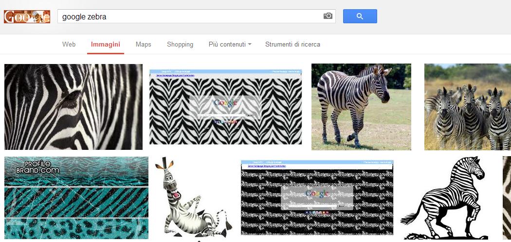 google-zebra