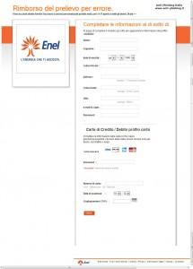Truffa via email clienti Enel