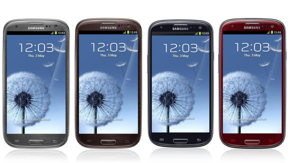 Samsung Galaxy S3, vulnerabilità per lo screen lock