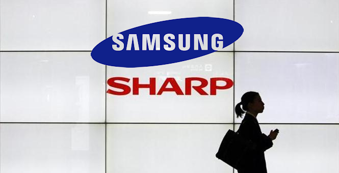 Accordo Samsung-Sharp